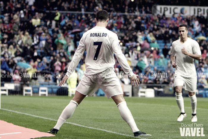 Cristiano alcanza los 40 goles por séptima tempora ...