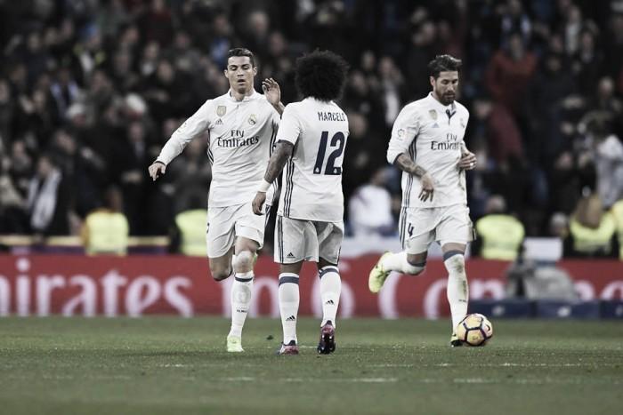 Liga, il Real Madrid rimonta in dieci il Las Palmas (3-3)