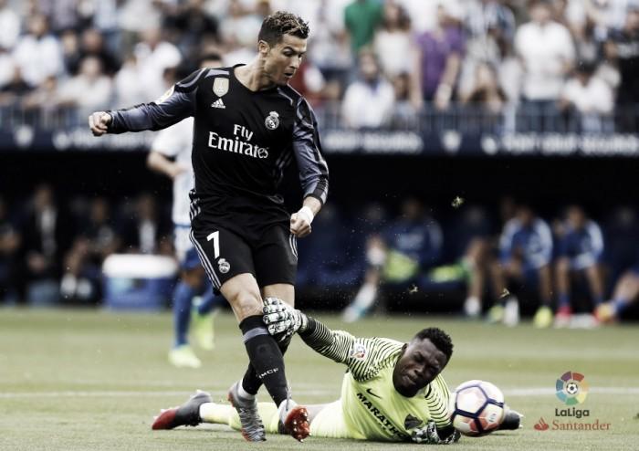 Liga, il Real vince a Malaga (0-2) ed è campione di Spagna