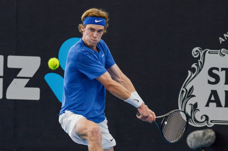 ATP Adelaide Day 4 wrapup: Auger-Aliassime, Rublev, Harris, Paul power into semifinals