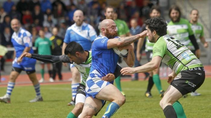 Rugby Ferrol supera por la mínima a Levidrio León