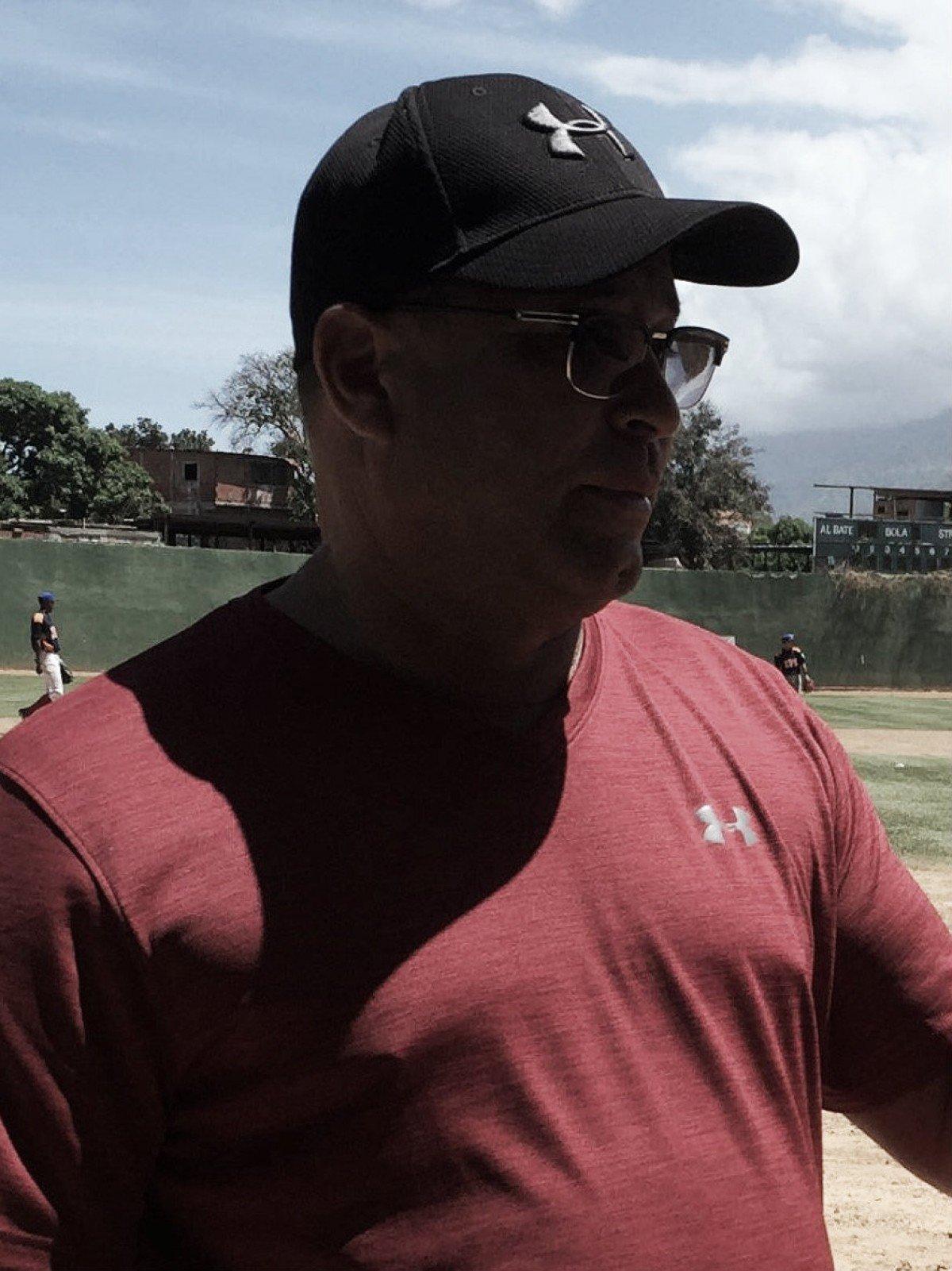 """""""No importa cuál sea el esfuerzo, nunca voy a conquistar el béisbol"""""""