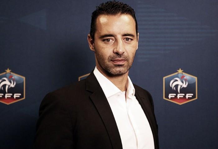 Olivier Echouafni é o novo treinador da seleção de futebol feminino da França