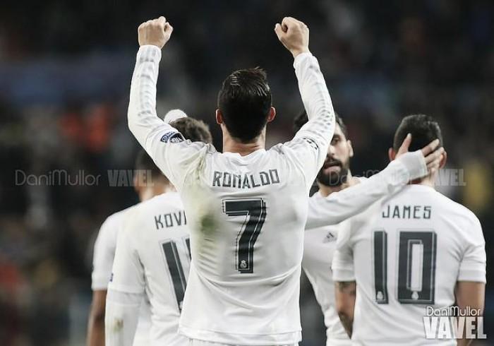 Europa, coto de caza de Cristiano Ronaldo