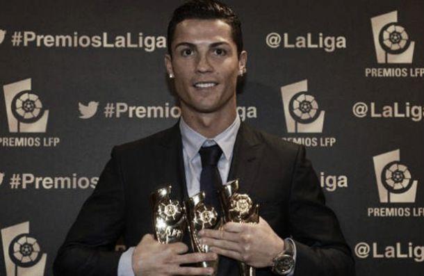 «Hat-trick» de troféus para Cristiano Ronaldo