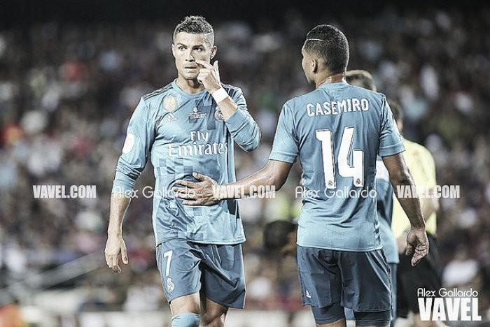 El Real Madrid 'asalta' el Camp Nou