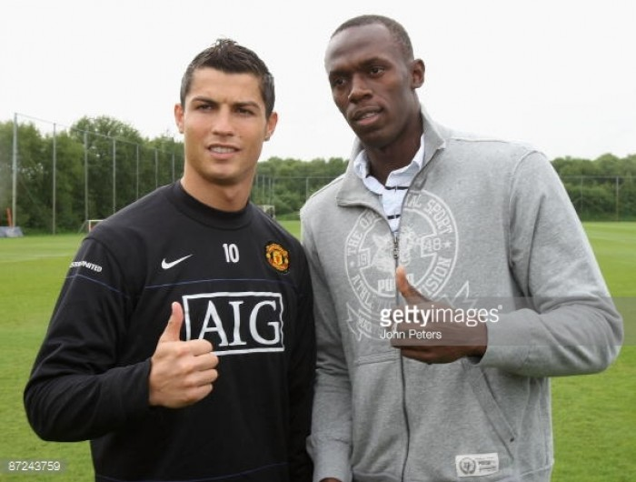 Mourinho will wait until the end of the transfer window to call me for a transfer, jokes Usain Bolt