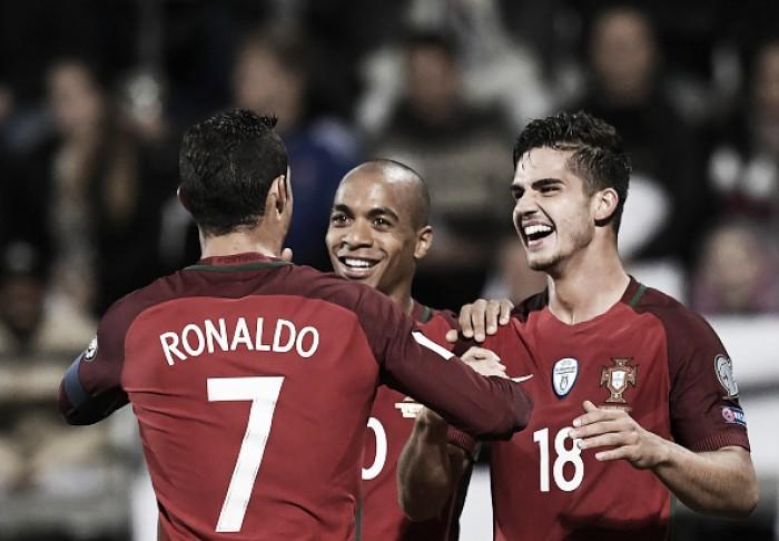 Próximo reforço do Milan, André Silva chega à Itália e pede 'calma' com rótulo de herdeiro de CR7