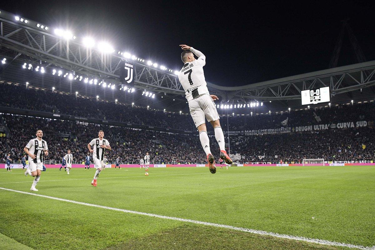 Serie A- Minimo sforzo, massimo risultato: Cristiano Ronaldo e Mandzukic stendono la Spal (2-0)