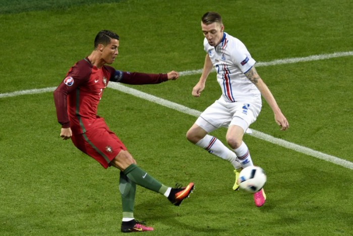 """Euro 2016 - Portogallo, la rabbia di Cristiano Ronaldo: """"Frustrante non vincere una partita così"""""""