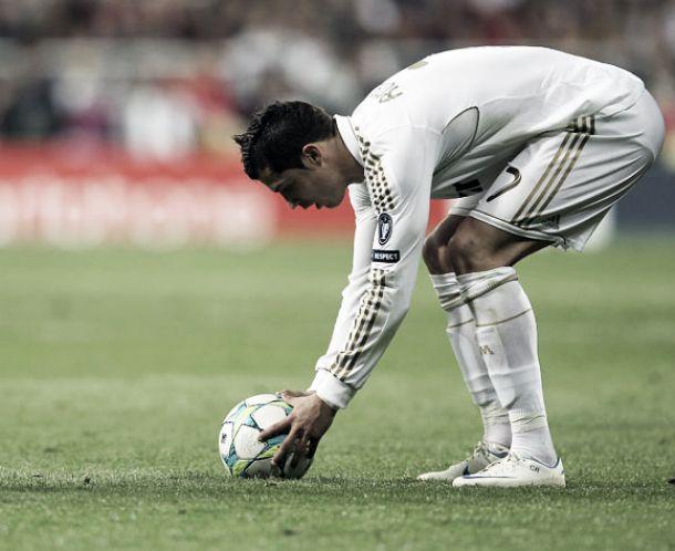 Cristiano Ronaldo marca 25 golos, dos quais sete de grande penalidade