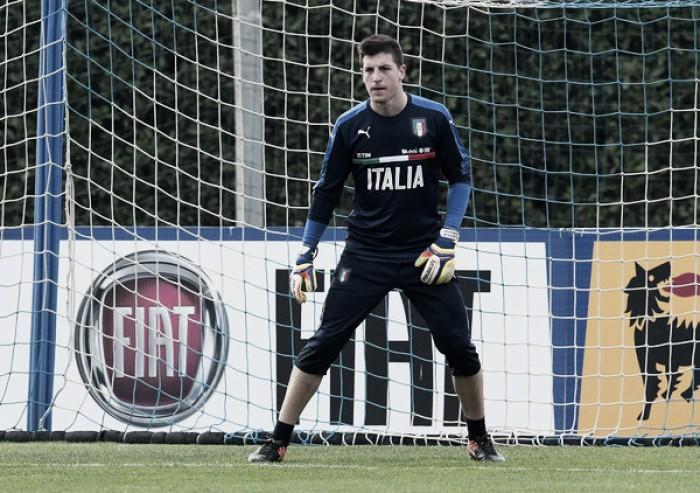 """Under 21, Cragno: """"Donnarumma titolare? Penso al bene della squadra"""""""