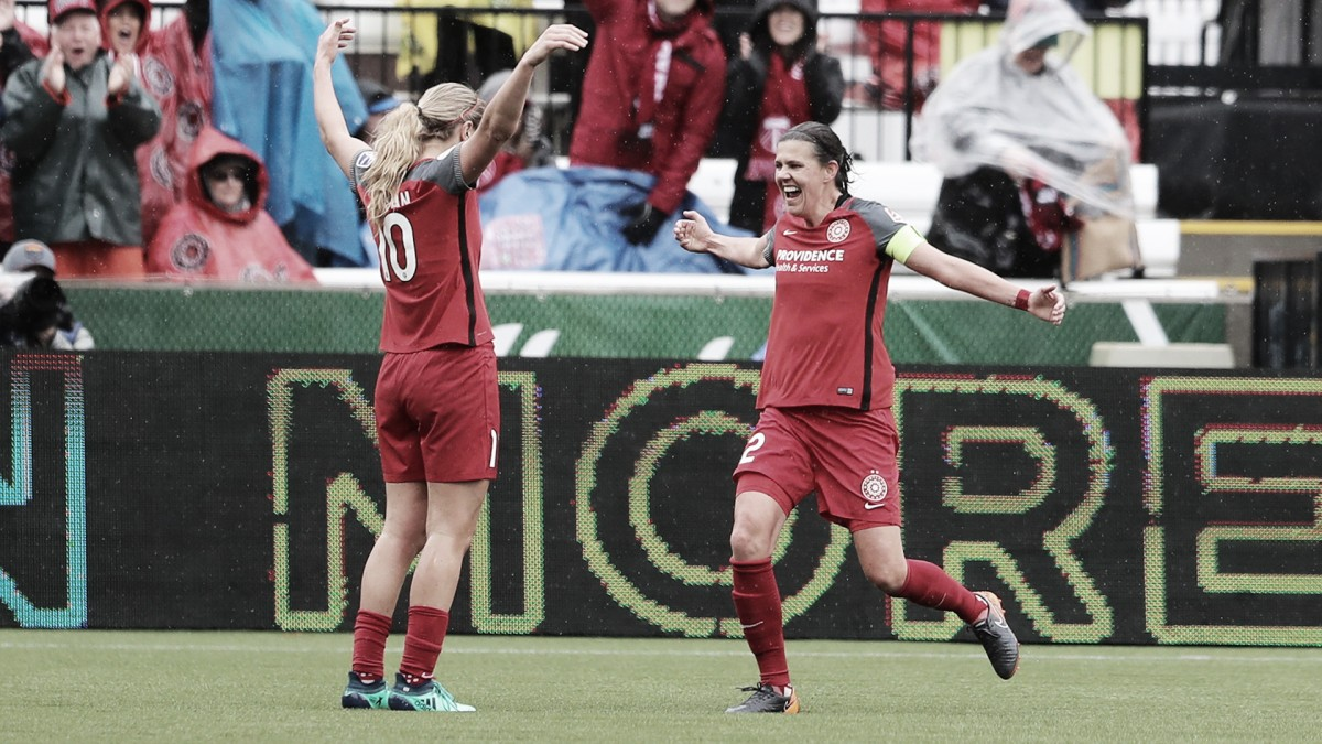 Portland Thorns FC edge Orlando Pride in home opener 2-1