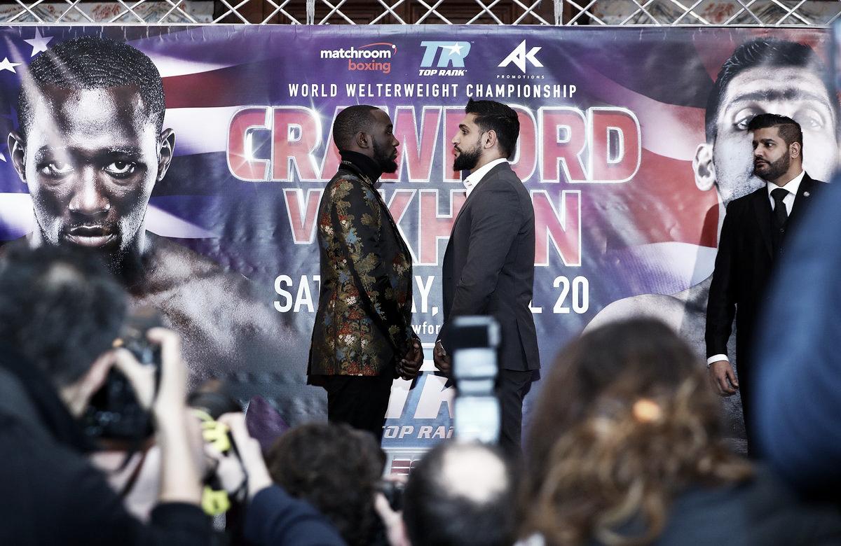 Terence Crawford y una nueva defensa de su cinturón