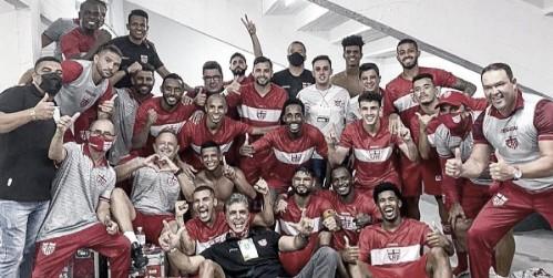 CRB vence Paysandu de virada e avança na Copa do Brasil