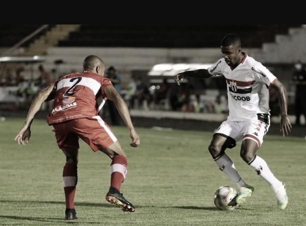 Com um a menos desde início, CRB vence Botafogo-SP e se recupera na Série B