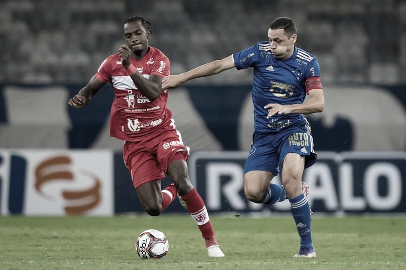 Melhores momentos CRB x Cruzeiro pela Série B do Campeonato Brasileiro 2021 (0-0)