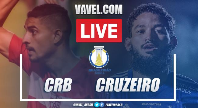 Melhores momentos de CRB 0 x 0 Cruzeiro pela Série B do Campeonato Brasileiro 2020