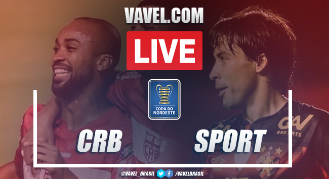 Gols e melhores momentos de CRB 2 x 0 Sport pela Copa do Nordeste 2021