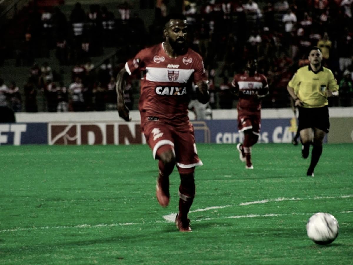 Criciúma empata com CRB em Maceió e permanece no Z-4
