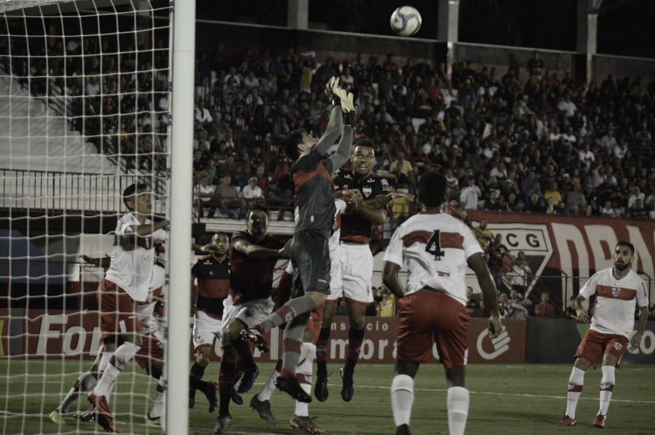 Em confronto direto pelo acesso, CRB enfrenta Atlético-GO com necessidade de vitória