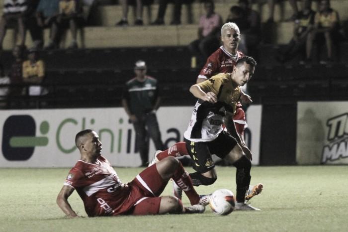 CRB busca primeira vitória em casa na Série B diante do invicto Criciúma
