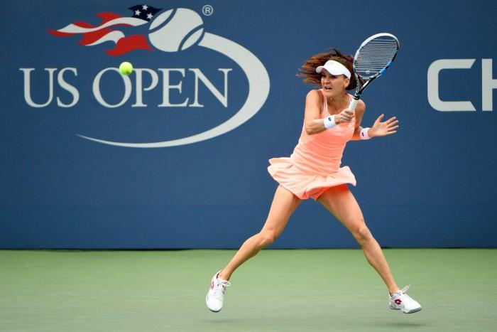 US Open 2016, Serena Williams e Radwanska agli ottavi