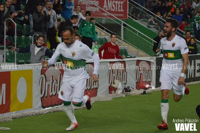 Festín de goles en el Martínez Valero
