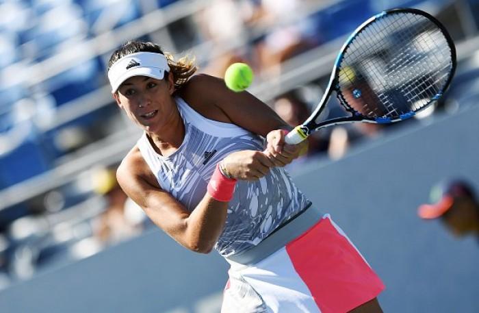US Open 2016 - La Muguruza recupera un set, avanti Kerber e Kvitova