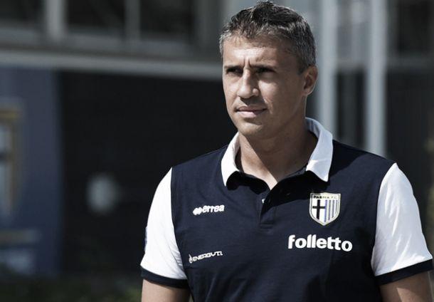 """Crespo si presenta al Modena: """"Non ho paura di bruciarmi. Mi ispiro ad Ancelotti, Mourinho e Bielsa"""""""