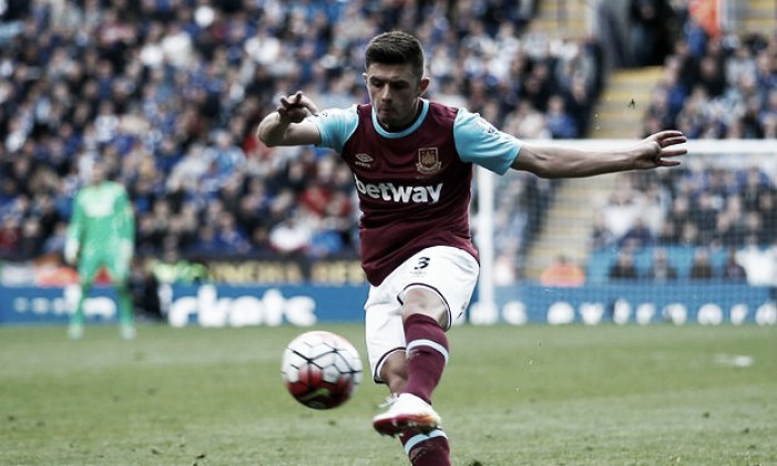 Aaron Cresswell estará disponible ante el Palace