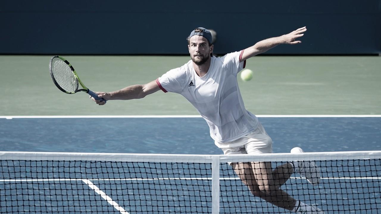 João Menezes e Bia Haddad caem na segunda rodada do quali do US Open