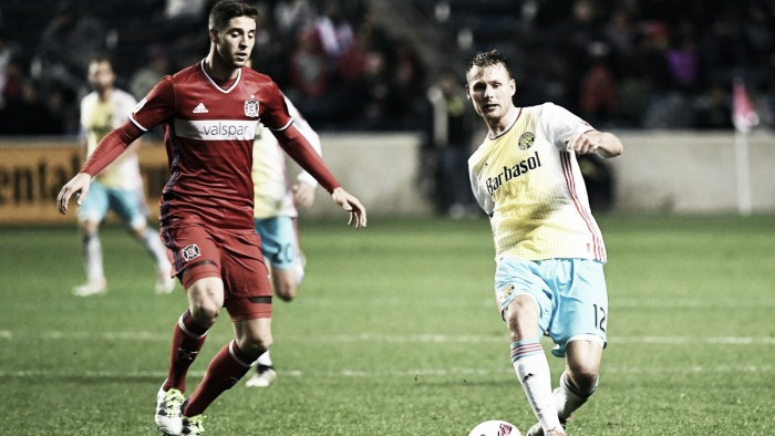 Chicago Fire 2-2 Columbus Crew: Adam Jahn brace not enough to keep Crew in Playoff contention