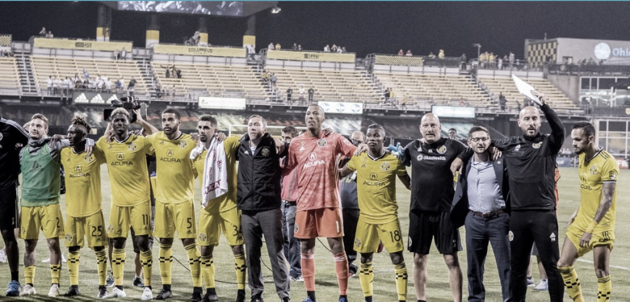 Columbus Crew SC announce roster decision ahead of 2020 MLS Season