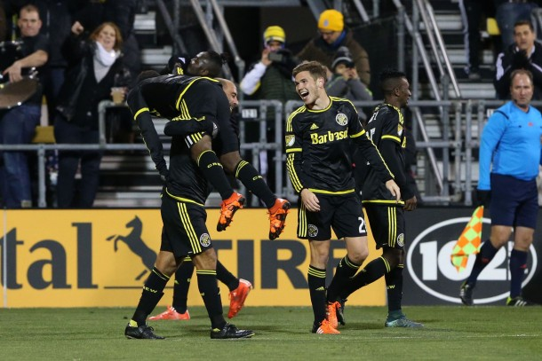2015 MLS Cup Playoffs: New York Red Bulls Look For Improbable Comeback Against Columbus Crew