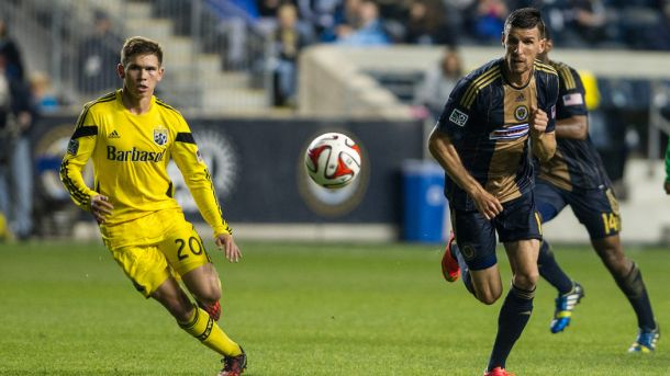 Anor Grabs Winner For Columbus As Philadelphia's Season Ends With Defeat