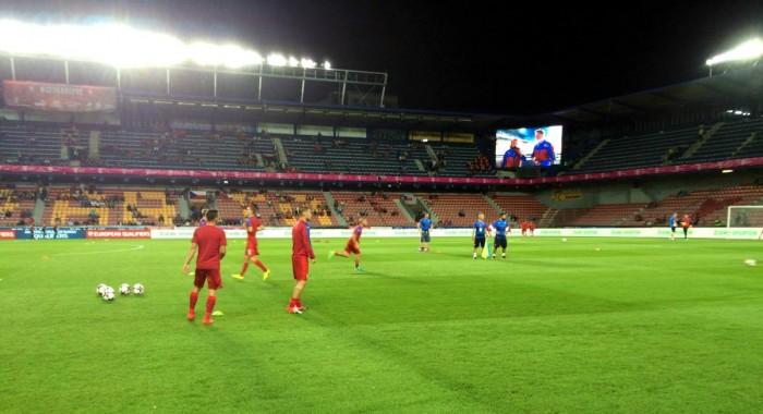 Mondiali Russia 2018 - la Repubblica Ceca batte 1-2 l'Azerbaijan