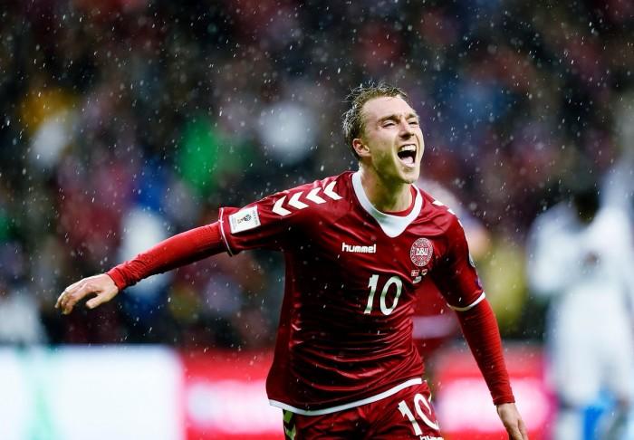 Qualificazioni Russia 2018: Danimarca quasi sul velluto, Slovenia pari di rimonta. Ok l'Azerbaigian