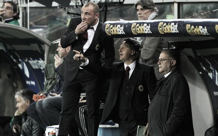 """Milan, Brocchi: """"Non sento ansia di allenare la prima squadra, vedo i ragazzi motivati"""""""