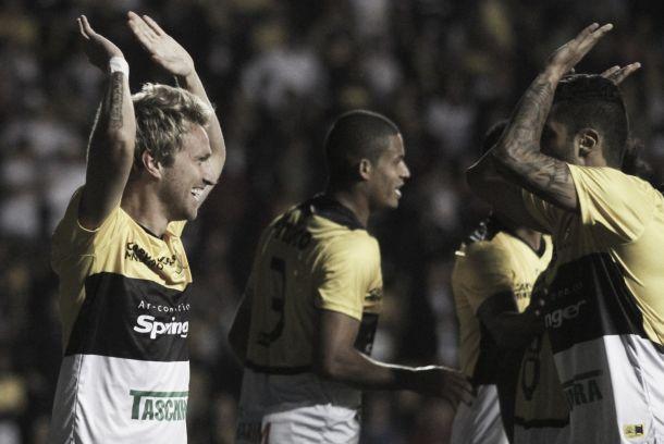 Criciúma vence Atlético-MG e ganha energia no Campeonato Brasileiro