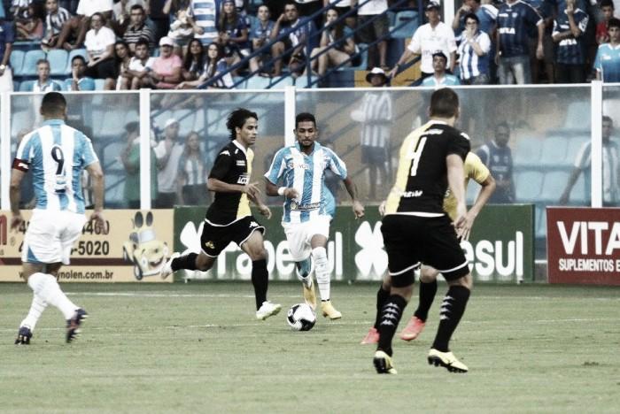 Diante do embalado Avaí, Criciúma tenta manter retrospecto recente contra rival