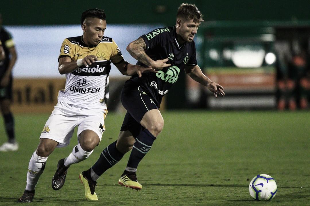 Resultado Criciúma 0 x 2 Chapecoense na Copa do Brasil 2019