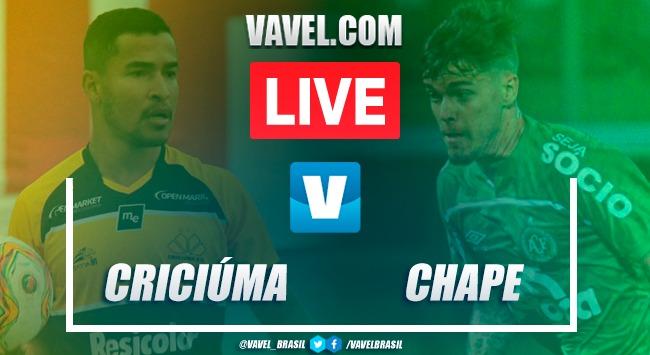 Gol e melhores momentos Criciúma 1x0 Chapecoense do Campeonato Catarinense (2-4 nos pênaltis)