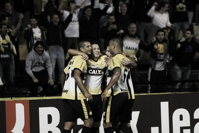 Embalado por sequência de vitórias, Criciúma vai a Goiás encarar Vila Nova na Série B