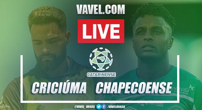 Gol e melhores momentos de Criciúma 0 x 1 Chapecoense pelo Campeonato Catarinense