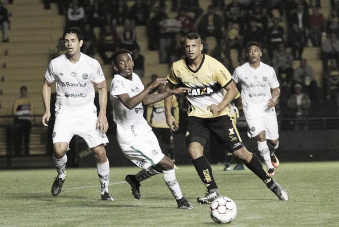 Boa atuação de Lucas garante vitória do Juventude para cima do Criciúma e retorno ao G-4