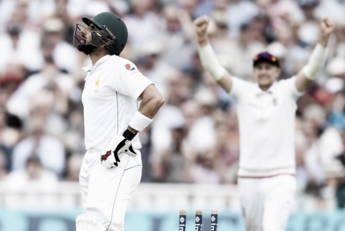 England vs Pakistan Day Three: England pull it back at Edgbaston against Pakistan