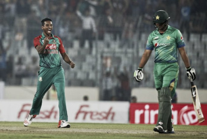 Result Pakistan 146-6 Bangladesh in World T20 2016