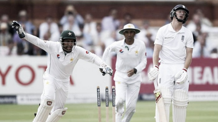 England vs Pakistan Day Four: 75-run-victory for tourists