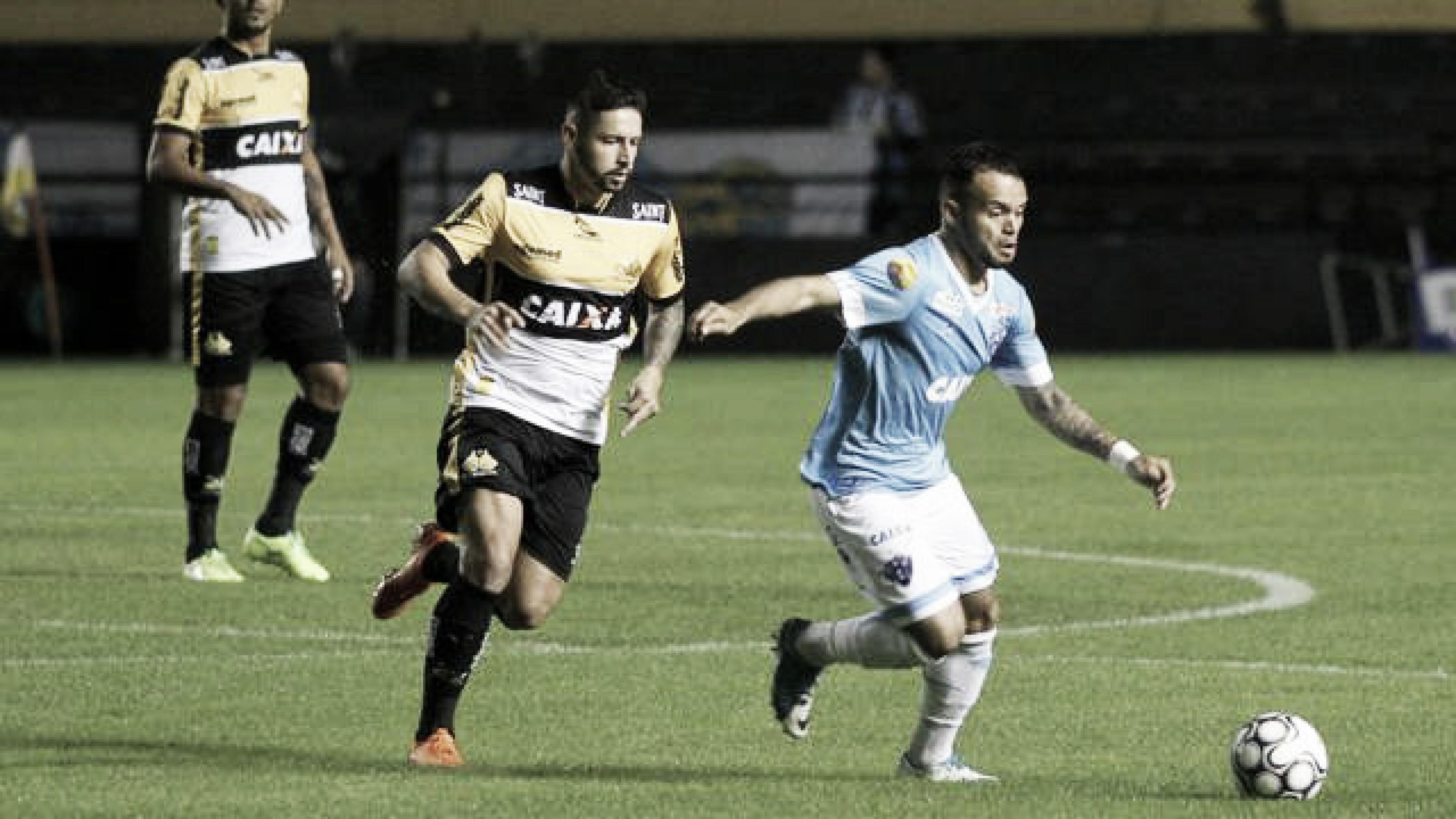 Paysandu recebe Criciúma lutando pela permanência na Série B